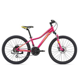 Liv 2019 Enchant 1 24 Disc Magenta/Yellow