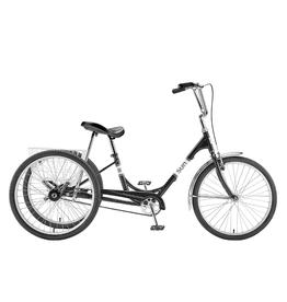 "SUN BICYCLES SUN Adult Trike Black 24"" Wheels"