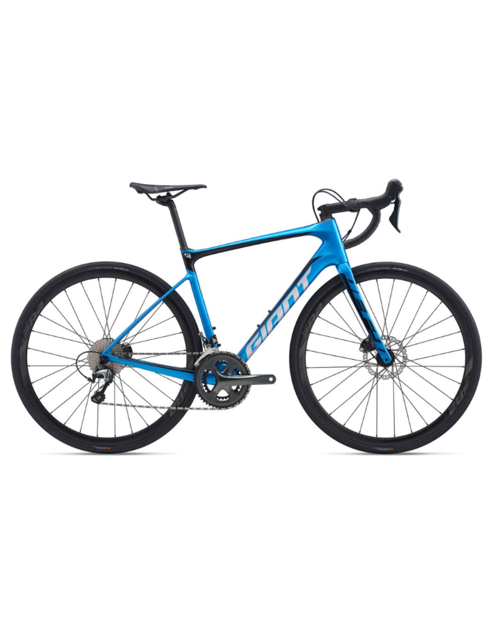 Giant Defy Advanced 3-HRD S Metallic Blue