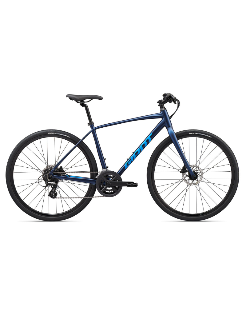Giant Escape 2 Disc L Metallic Navy