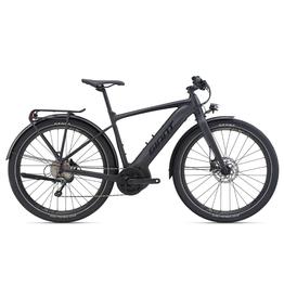 Giant FastRoad E+ EX Pro 28MPH S Black