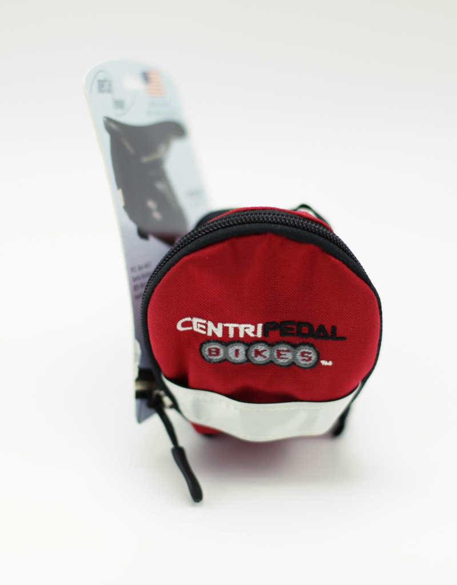 Inertia Designs CentriPEDAL Cargo Wedge 2 Saddle Bag