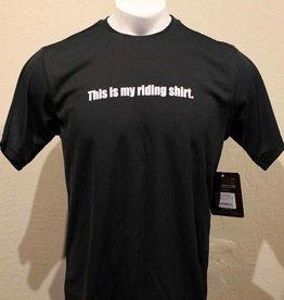 "CentriPEDAL Tech Tee ""Riding"" Shirt"