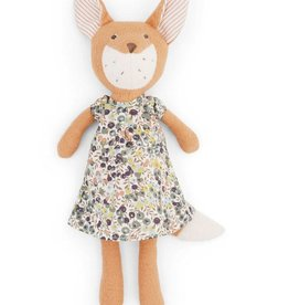 Hazel Village Flora Fox in Tea Party Dress