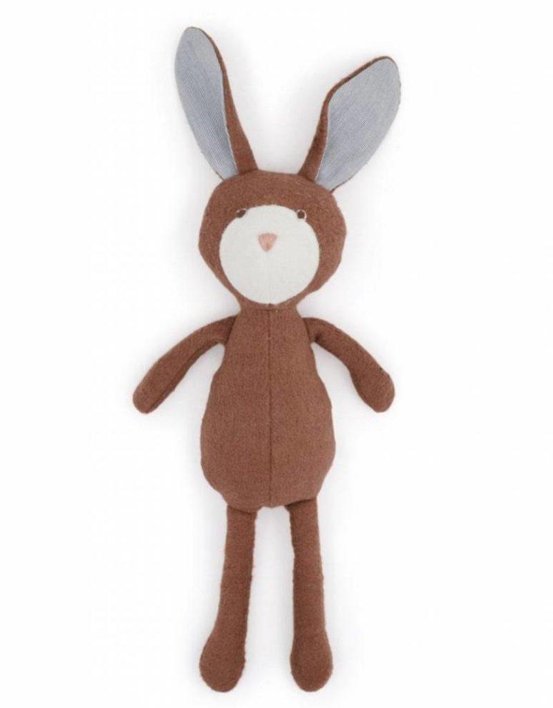 Hazel Village Lucas Rabbit in Overalls