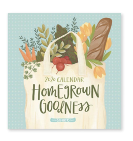 1canoe2 Homegrown Goodness Calendar 2020