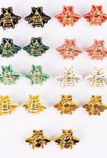 Susan Gordon 3D Bee Studs