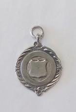 Vintage Brittish Medal - Round w/ Shield Dated 1938