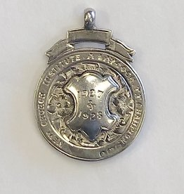 Vintage British Medal - Watch Fob