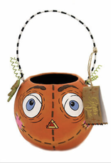 Halloween Mini Bucket - Orange Pumpkin 1