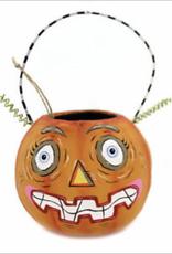 Halloween Mini Bucket - Orange Pumpkin 2