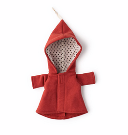 Hazel Village Cranberry Elf Jacket for Dolls