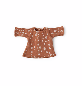 Hazel Village Fawn Spots Shirt for Dolls