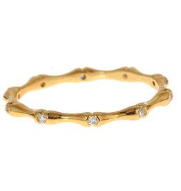 fornash Tibby Ring : Gold