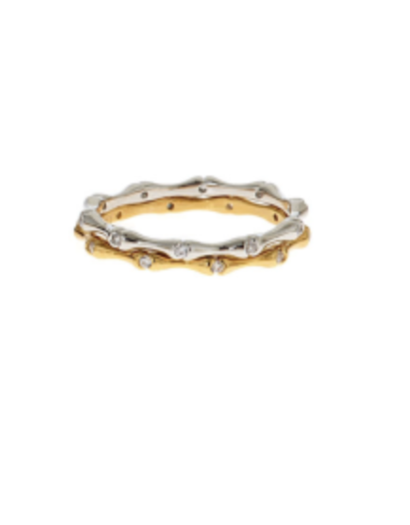 fornash Tibby Ring : Gold
