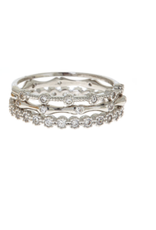 Tibby Ring : Silver
