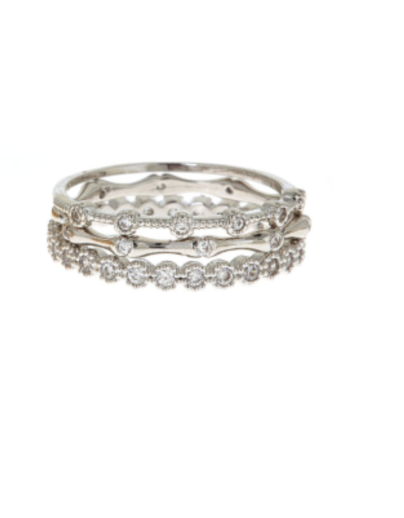fornash Tibby Ring : Silver