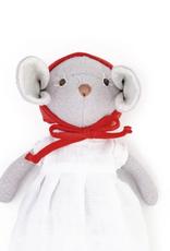 Hazel Village Red Bonnet For Dolls