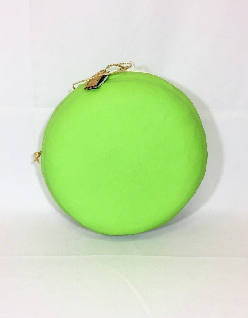 "Halloween Macaron 12"" - Green Witch"