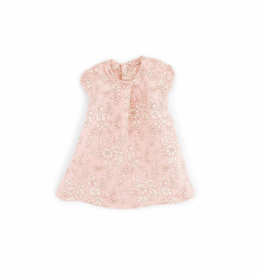 Hazel Village Tea Party Dress for Dolls - Sugar Flowers