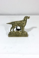 Vintage English Setter Door Knocker