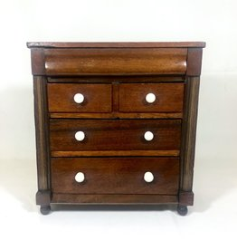 Vintage 19th Century Miniature English Dresser