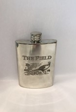"""Vintage English Flask """"The Field"""""""