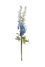 "Delphinium 49"" Stems Bundle of 3 Blue"