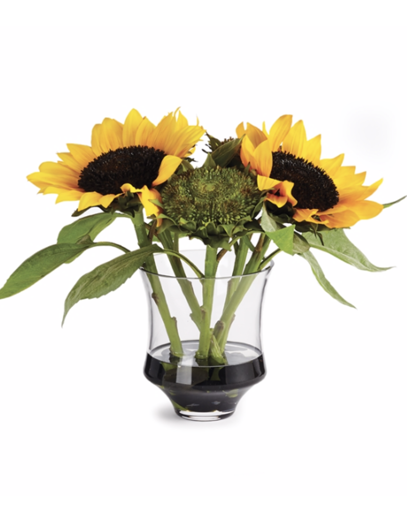 Sunflower Arrangement in Vase 12""