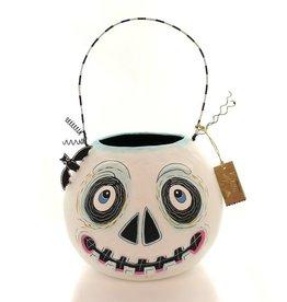 Halloween Bucket - Ghost
