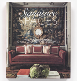 Signature Spaces: Well-Traveled Interiors