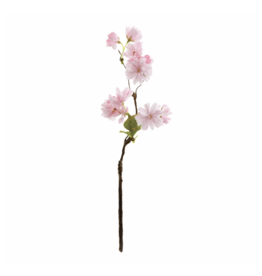 "Cherry Blossom Cutting 15"" Light Pink"