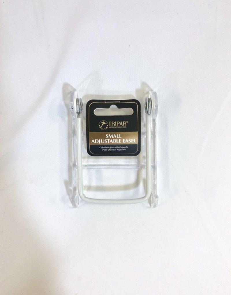 "Small Adjustable Easel 2.75"" x 4"" x 3.5"""
