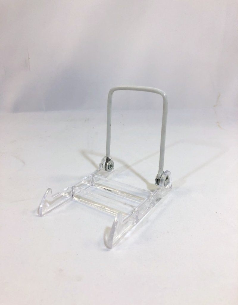 "Small Adjustable Easel 2.75"" x 4"" x 3.5"""