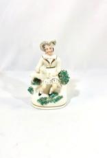 Staffordshire Figure Poodle