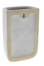 Ceramic Wall Pocket