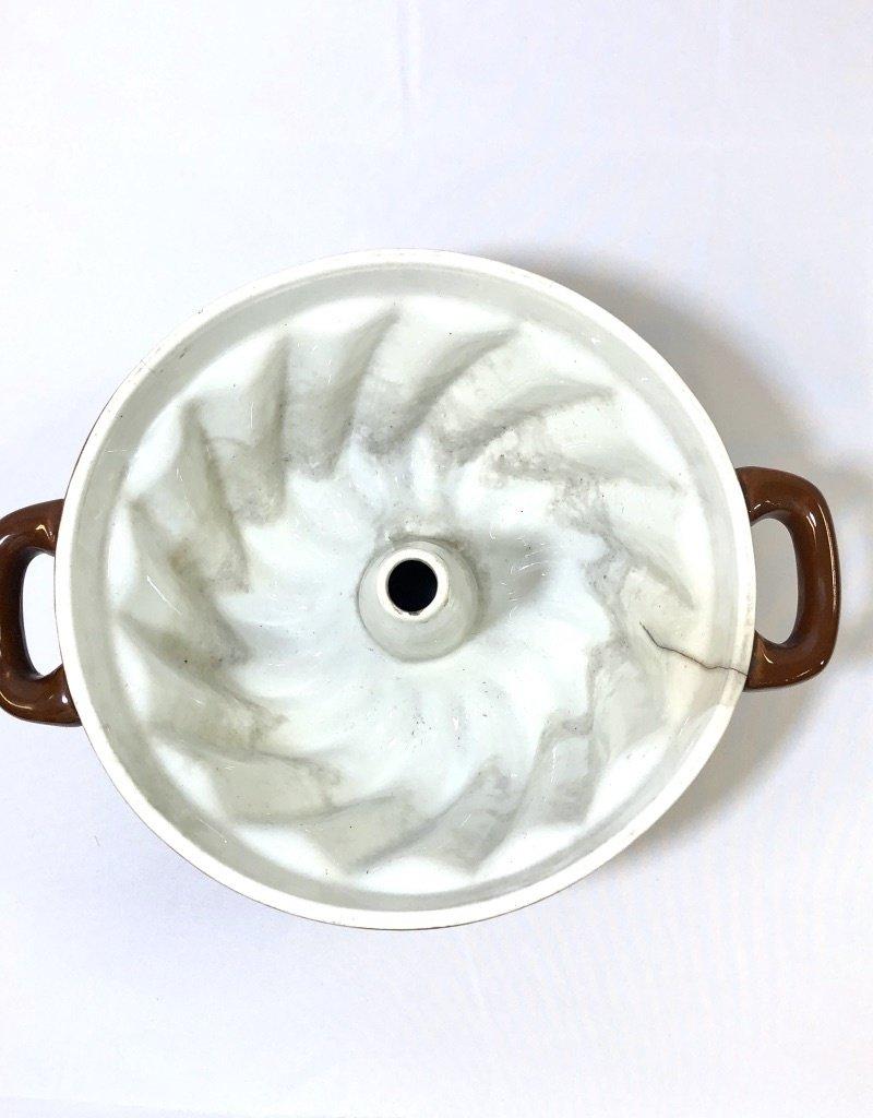 Vintage Vintage Gugelhupf Pan