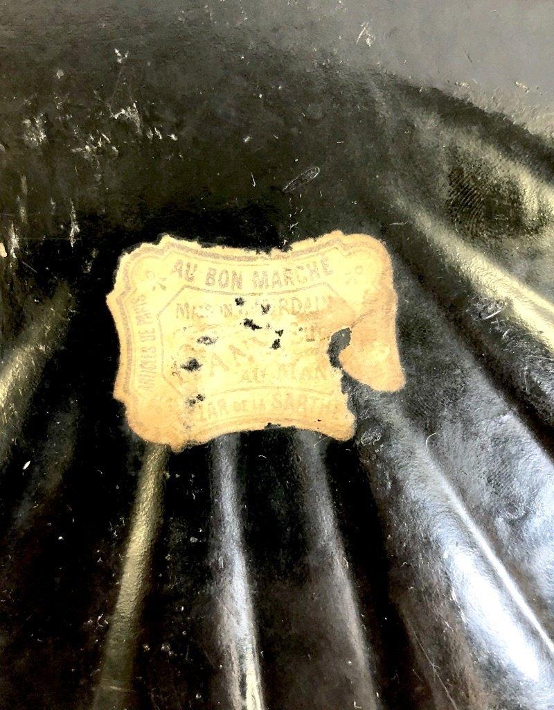 Vintage Antique Crumb Tray & Brush