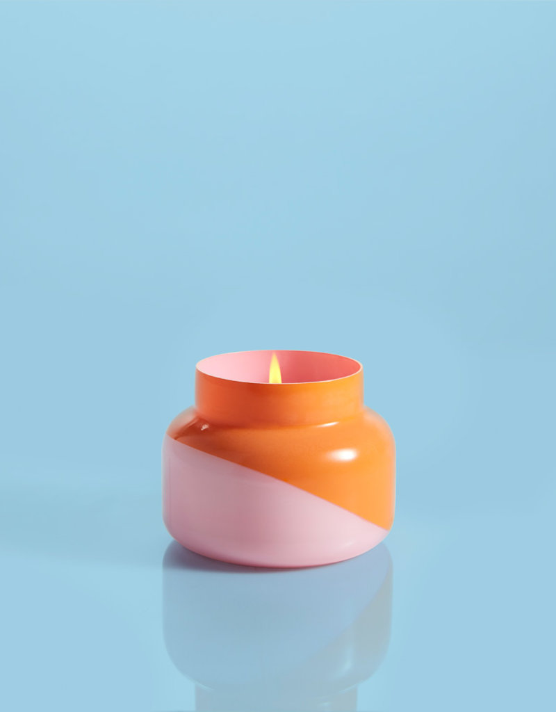 Signature Dual Tone Candle - Volcano