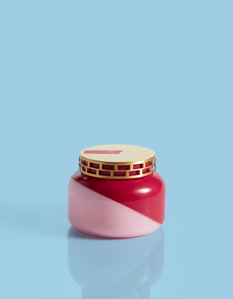 Signature Dual Tone Candle - Coconut Santal