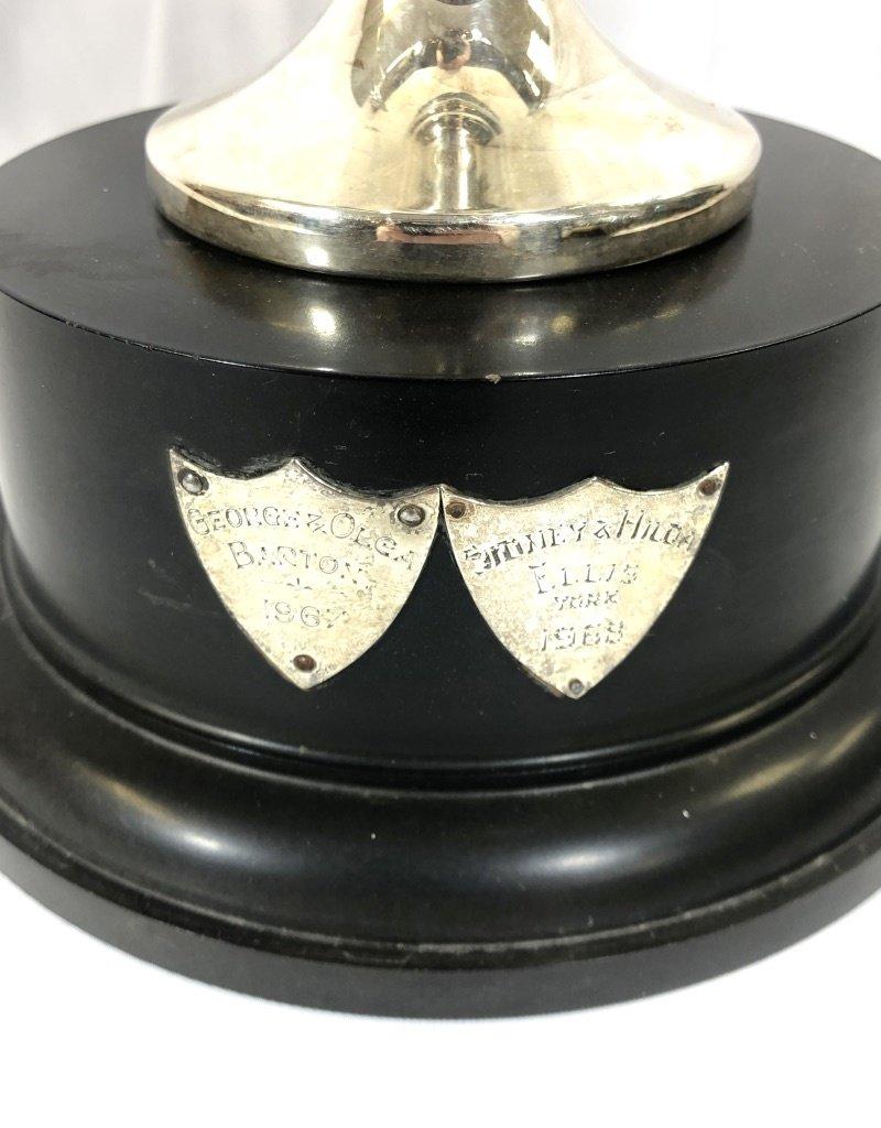 Vintage English Trophy 1967-1968