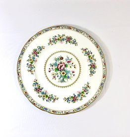 Vintage Dinner Plate - Coalport - Ming Rose - Bone China