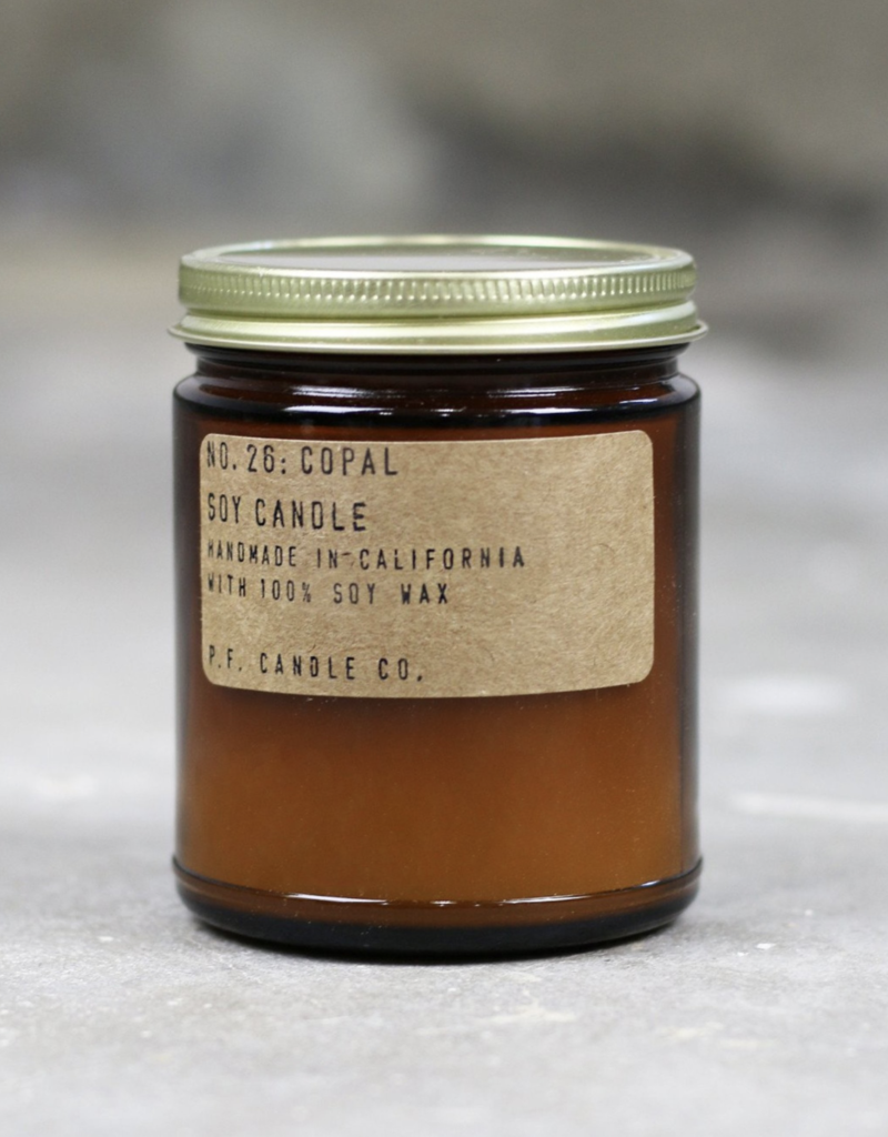 NO. 26 Copal 7.2 oz Soy Candle