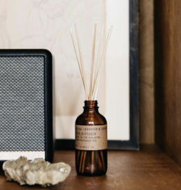 No. 4 Teakwood & Tobacco Reed Diffuser
