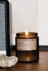 NO. 04 Teakwood & Tobacco 7.2 oz Soy Candle