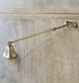 Park Hill Collection Antique- Style Brass Candle Snuffer