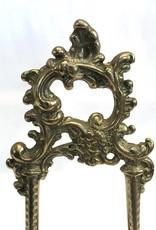 Vintage Small Vintage Ornate Victorian Brass Easel