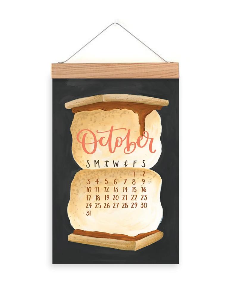 1canoe2 2021 XL Wall Calendar: Gather