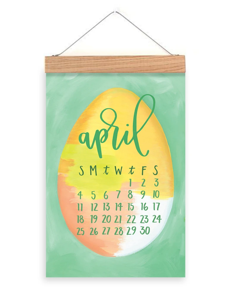 1canoe2 2021 XL Wall Calendar: Getaways