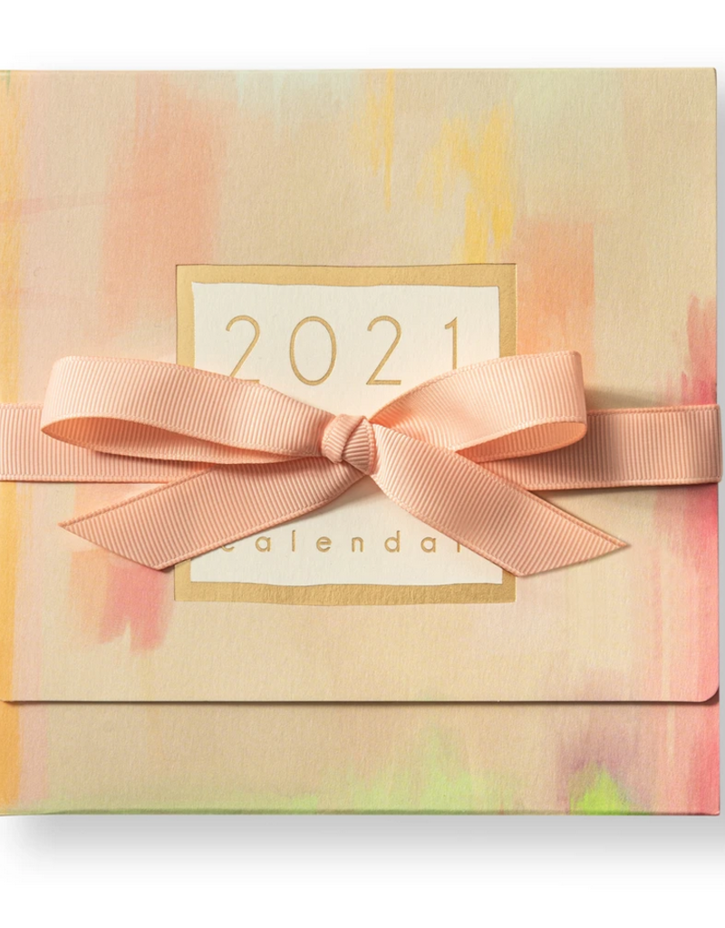2021 Calendar Refill - Tied with Ribbon
